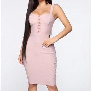 Beautiful Mauve Dress